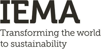 Institute of Environmental Management Assessment Logo
