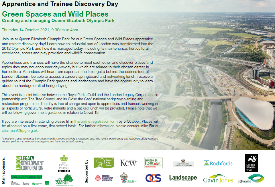 Apprentice and Trainee Discovery Day
