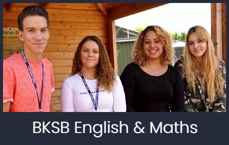 BKSB Maths and English